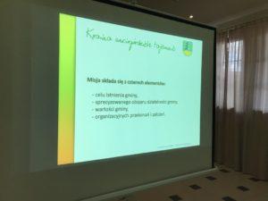 Prace nad Strategią Gminy Walim na lata 2019-2028
